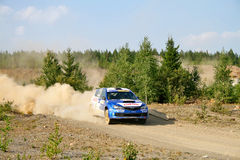 Rally Royalty Free Stock Images