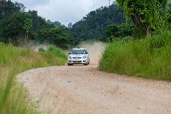 rally Fotografia de Stock Royalty Free