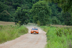 rally Imagem de Stock Royalty Free
