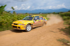 rally Fotos de Stock Royalty Free
