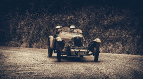 RALLY ABC 1100 1929 Royalty Free Stock Images