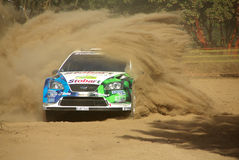 Rally acropolis Stock Images