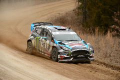 Rally America Royalty Free Stock Images