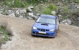 Rally car Stock Photos