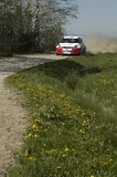 Rally car Stock Photos