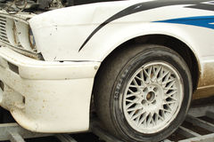 Free Rally Car Royalty Free Stock Image - 7656866