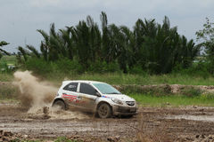 The Rally Championship Stock Images