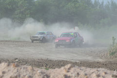 The Rally Championship Royalty Free Stock Photography