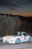61 Rally Costa Brava. FIA European Historic Sporting Rally Champ Stock Photography