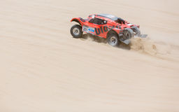 Rally Dakar 2013 Royalty Free Stock Images
