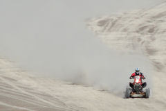Rally Dakar 2013 Royalty Free Stock Image