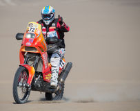 Rally Dakar 2013 Stock Image