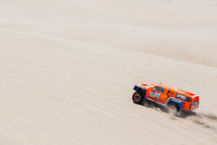 Rally Dakar 2013 Royalty Free Stock Photo