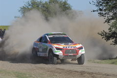 Rally Dakar Argentina Chile 2009 Stock Photography