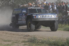 Rally Dakar Argentina Chile 2009 Royalty Free Stock Image