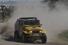 Rally Dakar Argentina Chile 2009. 4x4 Vehicle in Rally Dakar Argentina Chile 2009 Stock Images