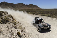 Rally DAKAR Argentina - Chile 2010 Stock Image