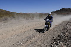 Rally DAKAR Argentina - Chile 2010 Royalty Free Stock Photography