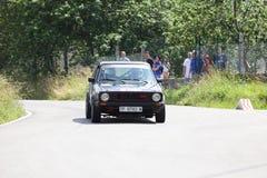 34 Rally de  Aviles Historicos royalty free stock image