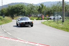 34 Rally de  Aviles Historicos stock images