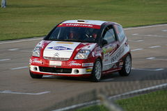 Rally Del Salento Royalty Free Stock Images