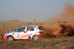 Rally Royalty Free Stock Photos