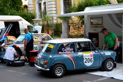 Rally. Grand Prix of Brasov City Stock Photography