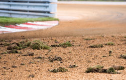 Rally Ground Royalty Free Stock Photography