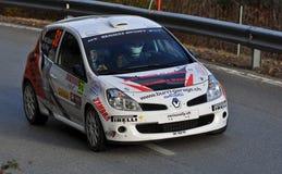 Rally International du Valais Stock Photography