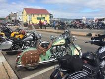 Rally in Nova Scotia Stock Photography