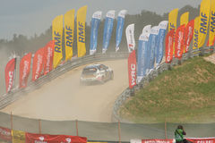 Rally Poland Royalty Free Stock Photography