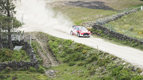 Rally portugal 2016 Royalty Free Stock Photos