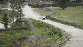 Rally portugal 2016 Stock Photos