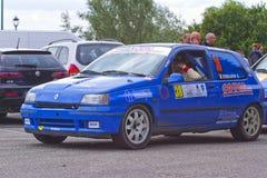Rally Race Casale Monferrato Royalty Free Stock Image