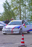 Rally Race Casale Monferrato Stock Image