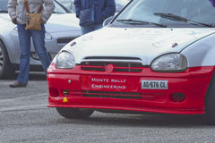 Rally Race Casale Monferrato Stock Photo