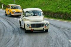 Rally Rechberg-Rennen Stock Photography