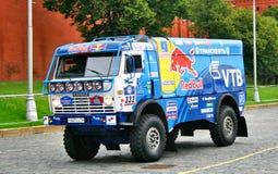 Rally Silkway 2011 Stock Image