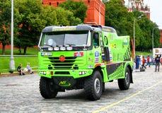 Rally Silkway 2011 Stock Photo