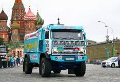 Rally Silkway 2011 Stock Images