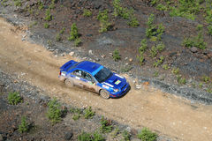 Rally Souther Ural 2008 Royalty Free Stock Images