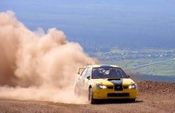 Rally Southern Ural 2007 Stock Image