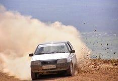 Rally Southern Ural 2007 Stock Photo