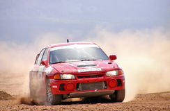 Rally Southern Ural 2007 Royalty Free Stock Photography