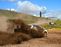 Rally Southern Ural 2008 Royalty Free Stock Images