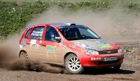 Rally Southern Ural 2008 Stock Images