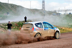 Rally Southern Ural 2008 Stock Image