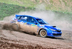 Rally Southern Ural 2008 Stock Photo