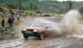 Rally Southern Ural 2009 Royalty Free Stock Photography