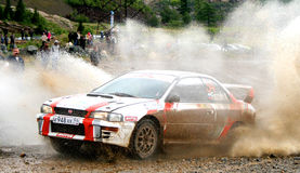 Rally Southern Ural 2009 Stock Image